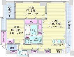 ライオンズ札幌大通グランフォート