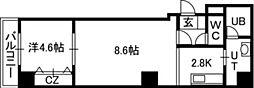 エステラ南3条館B 00901