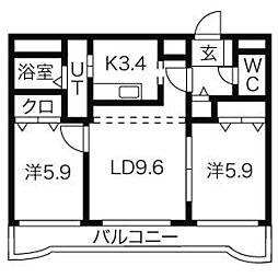 ルシード菊水元町 202