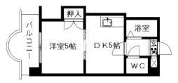エンドレス三井リバーサイド 313